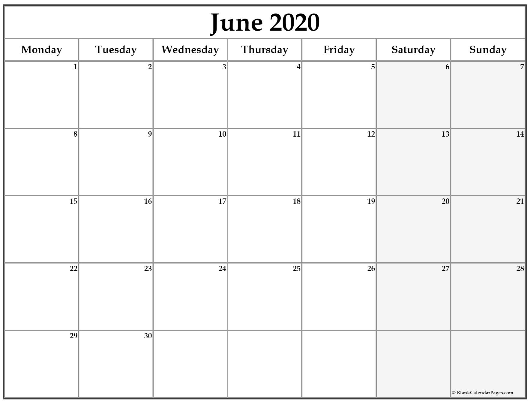 Blank Monthly Calendar Sunday Thru Saturday | Calendar Template Printable Monthly Yearly with Sunday Thru Saturday Calendar