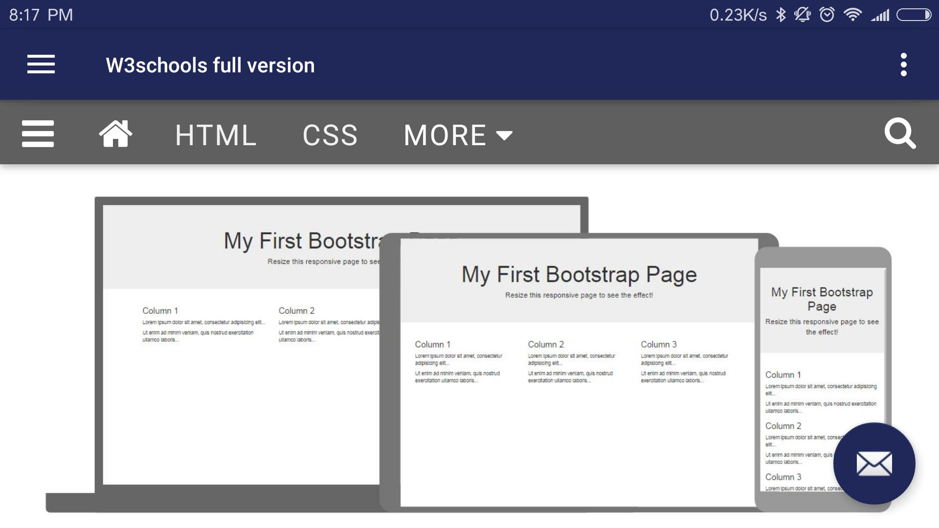 Bootstrap Editable Table W3Schools intended for Continuous Form Template Bootstrap W3Schools