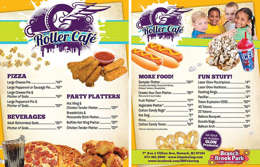 Cafe   Branch Brook Park Roller Skating Center Of Newark Nj with Branch Brook Park Roller Skating