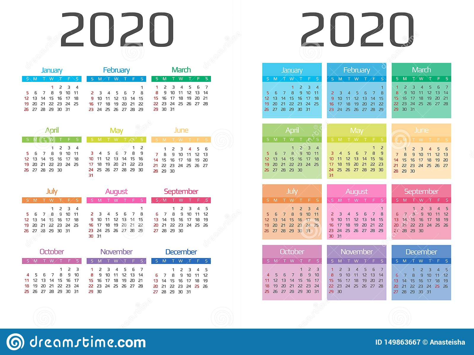Calendar 2020 Template. 12 Months. Include Holiday Event within Calender Of 1993 Sunday Which Festival