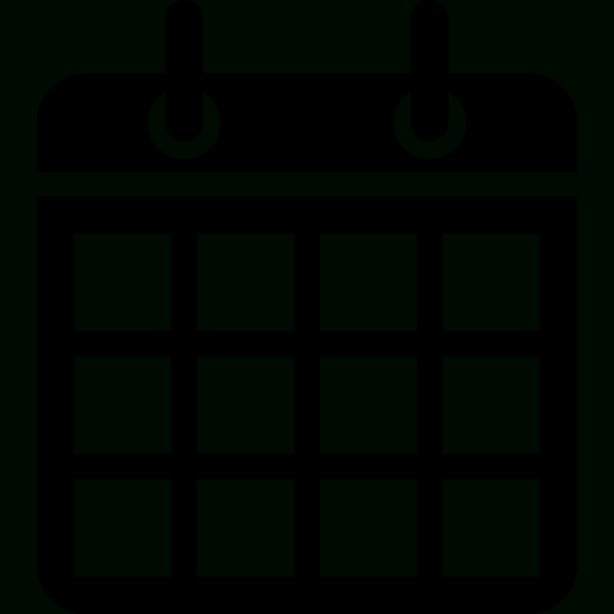 Calendar .Ico Png Transparent Background, Free Download with regard to Calendar Icon Vector Png