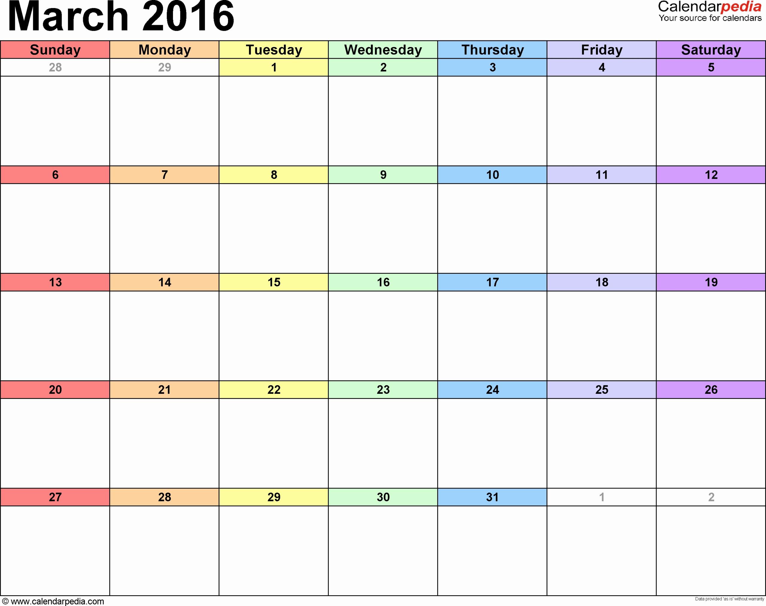 Calendar Template Monday To Sunday  Calendar Inspiration regarding Calendar Monday To Sunday