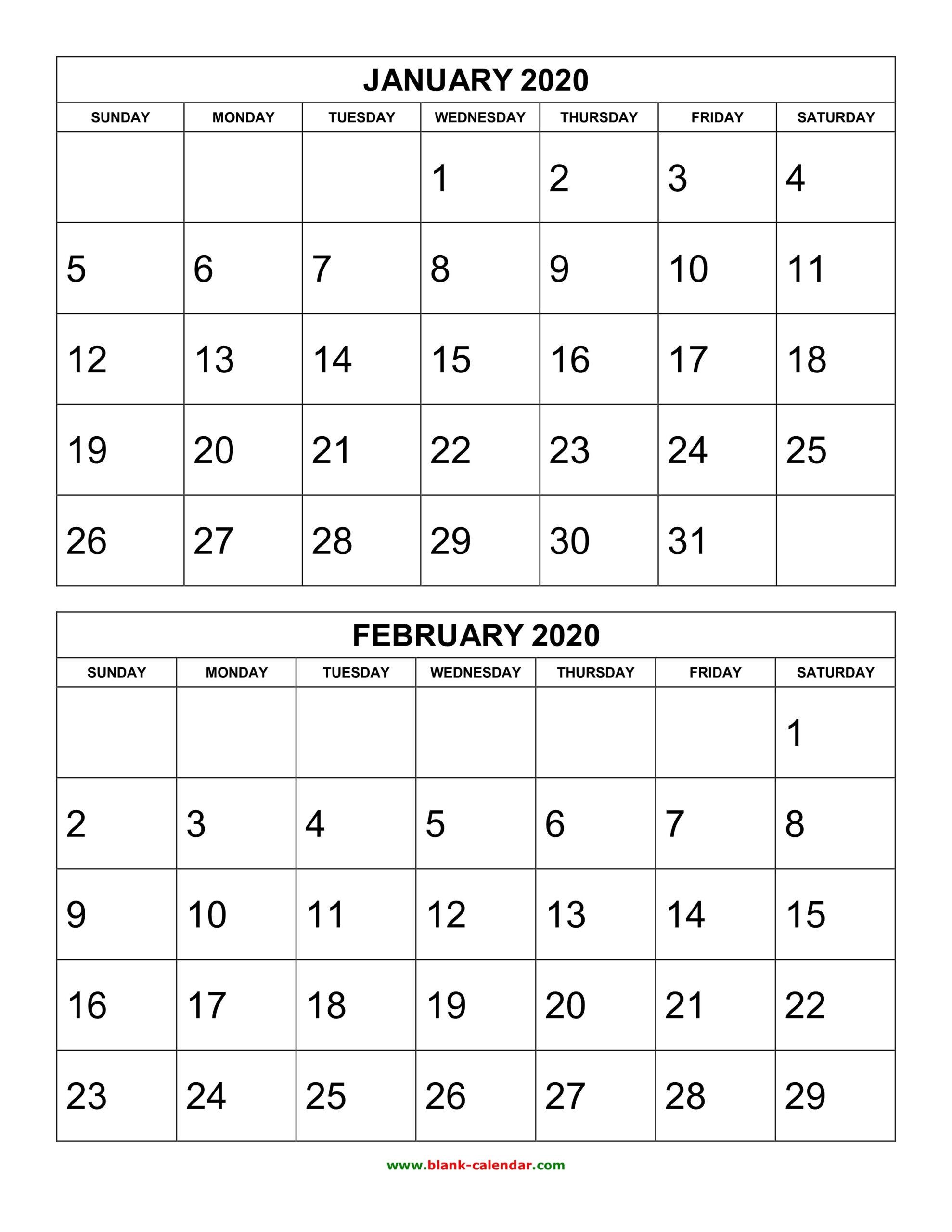 Calendar Templates 3 Months Per Page 2020 | Calendar with Calendar Template 3 Months Per Page