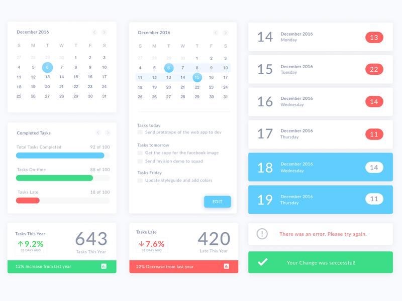 Calendar Ui Elements Sketch Freebie  Download Free inside Calendar Icon Material Design