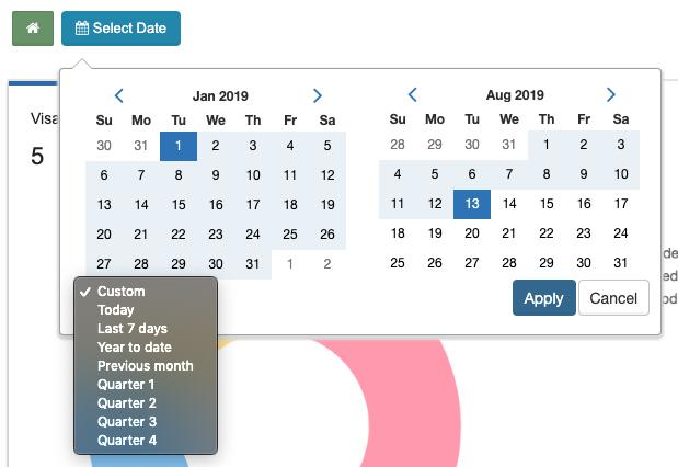 Card Updater  Usaepay Help pertaining to Qualtrics Date Range Picker