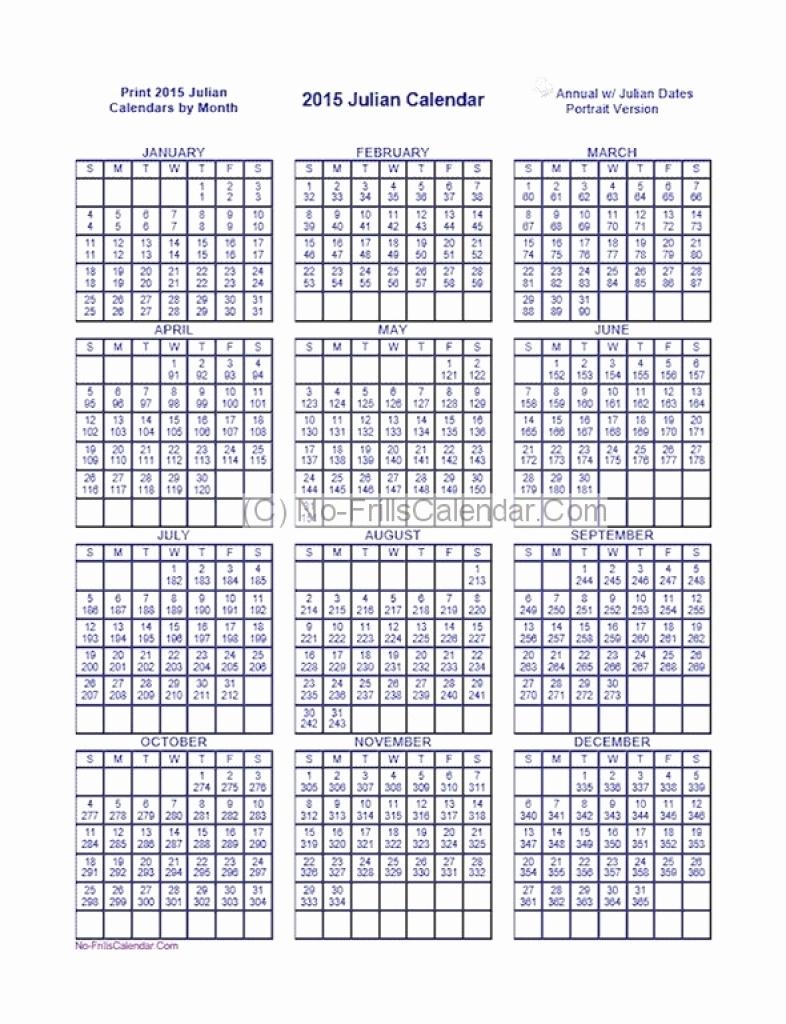 Catch Julian Date Calendar | Calendar Printables Free Blank within Leap Year Julian Calendar