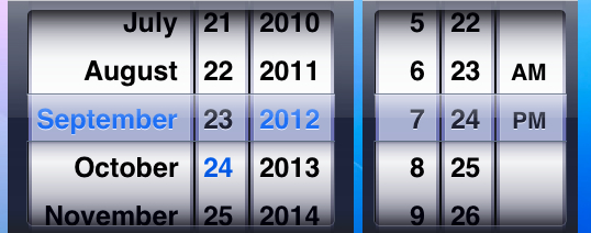 Cocoa  Ios: Get Date And Time From Separate Pickers And for Swing Date Picker
