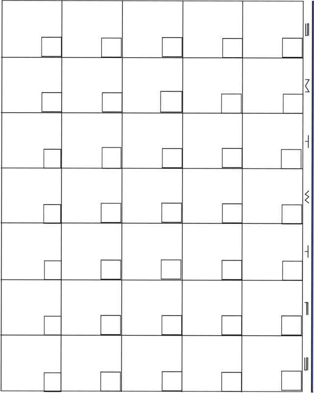 Create Your Own Calendar Free Printable  Calendar with Full Page Blank Calendar