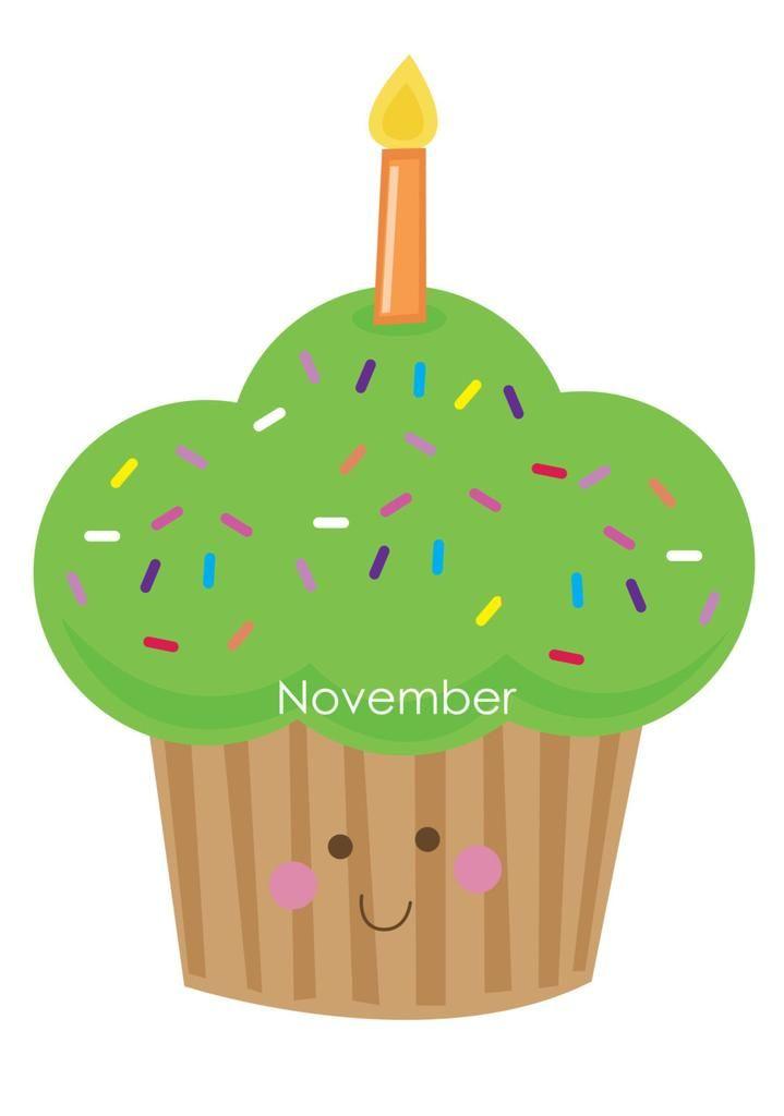 Cupcake Birthday Chart   Birthday Charts, Birthday Display throughout Cupcake Birthday Display