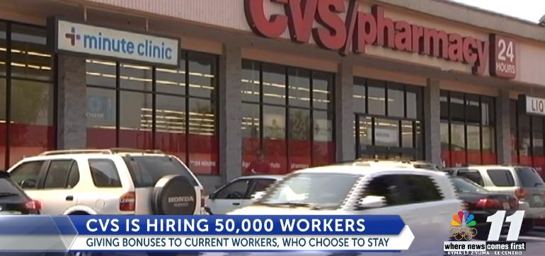 Cvs And Walmart Hiring More Workers, To Keep Shelves inside Cvs Photo Calendar