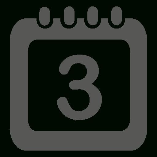 Date On Calendar Icon  Transparent Png & Svg Vector File in Calendar Icon Vector Png