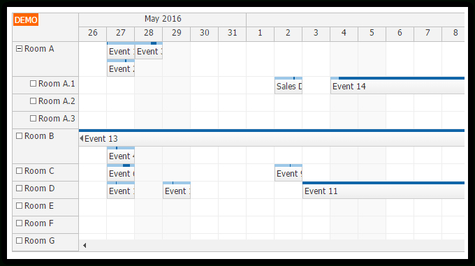 Daypilot Pro For Asp Mvc 8.2 | Daypilot News  Html5 Calendar, Scheduler And Gantt Chart Web inside Net Mvc Calendar