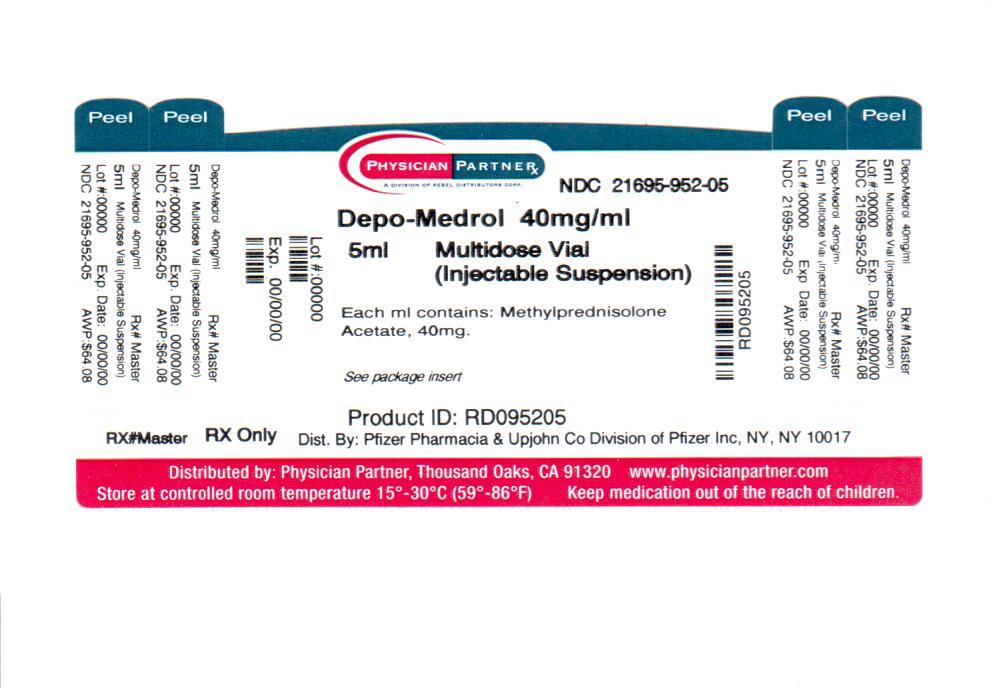 Depomedrol (Rebel Distributors Corp): Fda Package Insert pertaining to Depo Injection 3 Months Chart
