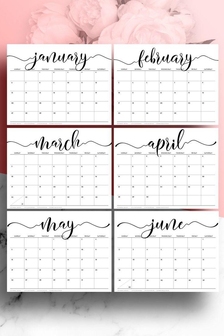 Desk Calendar 2021 Large Desk Calendar, A3 Monthly Planner with 3 Month Calendar 2021 Printable Free