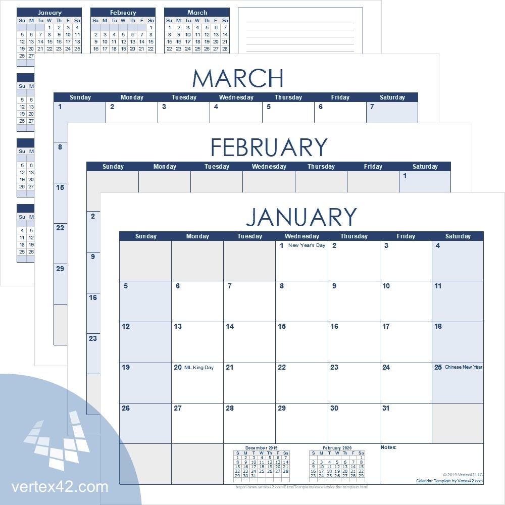 Editable Employee Vacation Calendar Template 2021 pertaining to 2021 Pto Calendar Template Excel