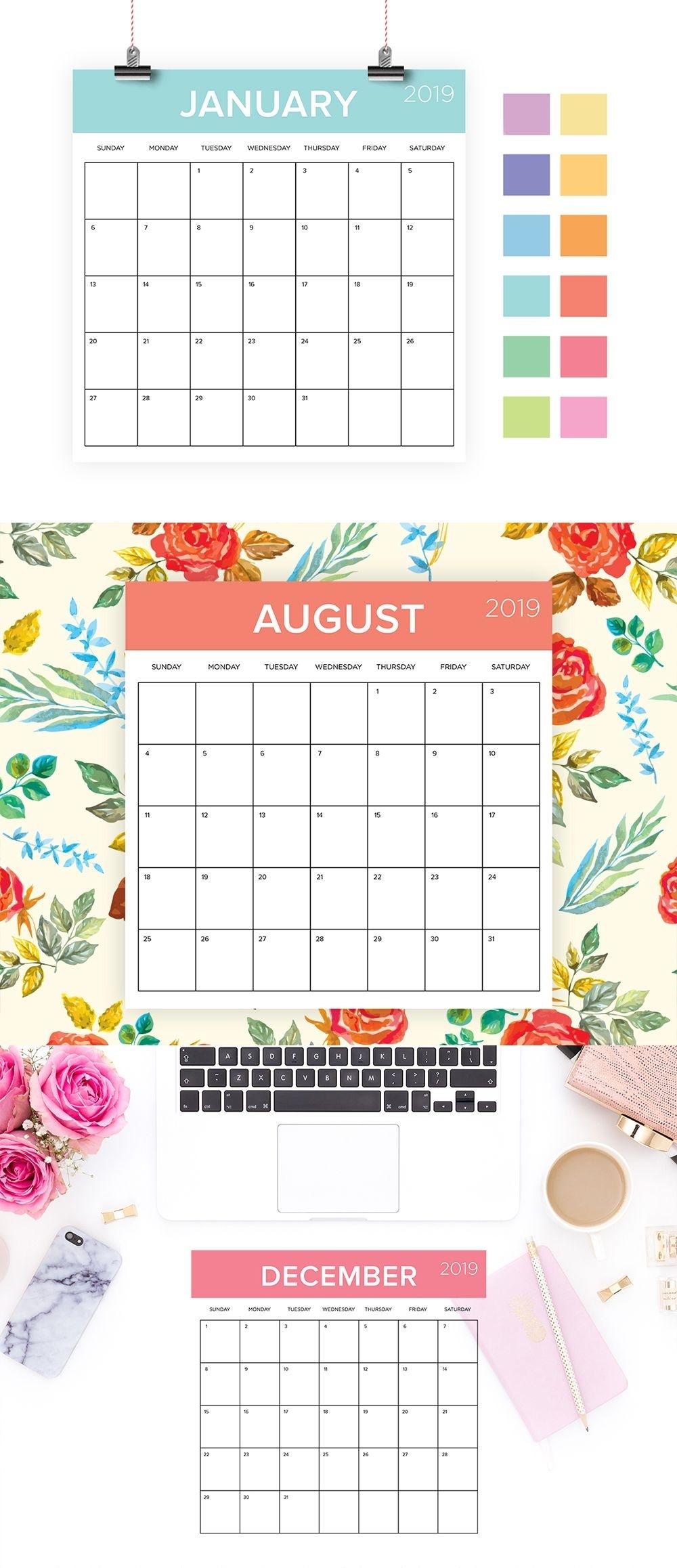 Editable Printable Calendars By Month  Calendar with regard to Malayalam Calendar 2001 May