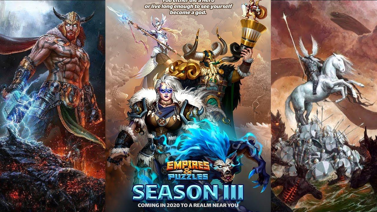 Empire Puzzles  Temporada 3  Em Breve 2020  Youtube throughout Empire And Puzzles Event Calendar
