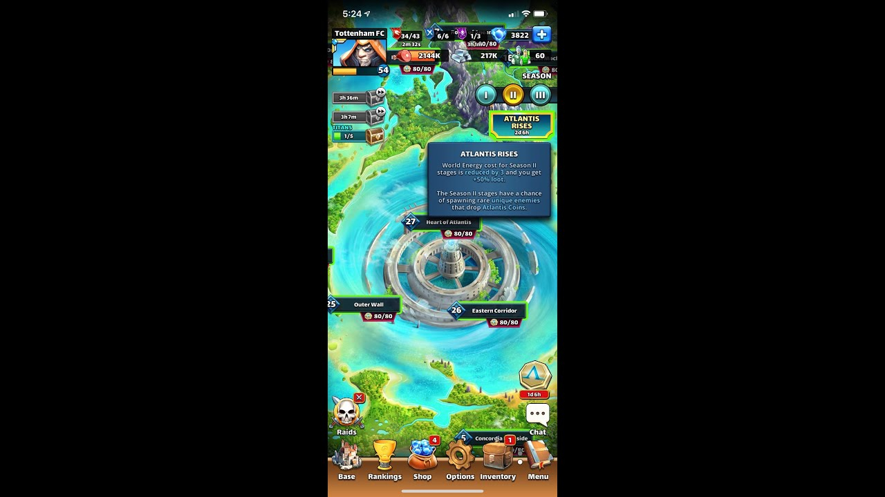 Empires And Puzzles  June 2020 Atlantis Rises Hero inside June Calendar Empires And Puzzle