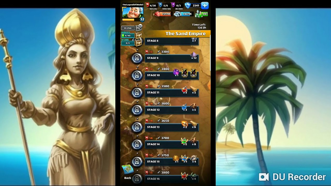 Empires & Puzzles: The Sand Empire Event List Of Items with regard to Empires And Puzzles Event Schedule