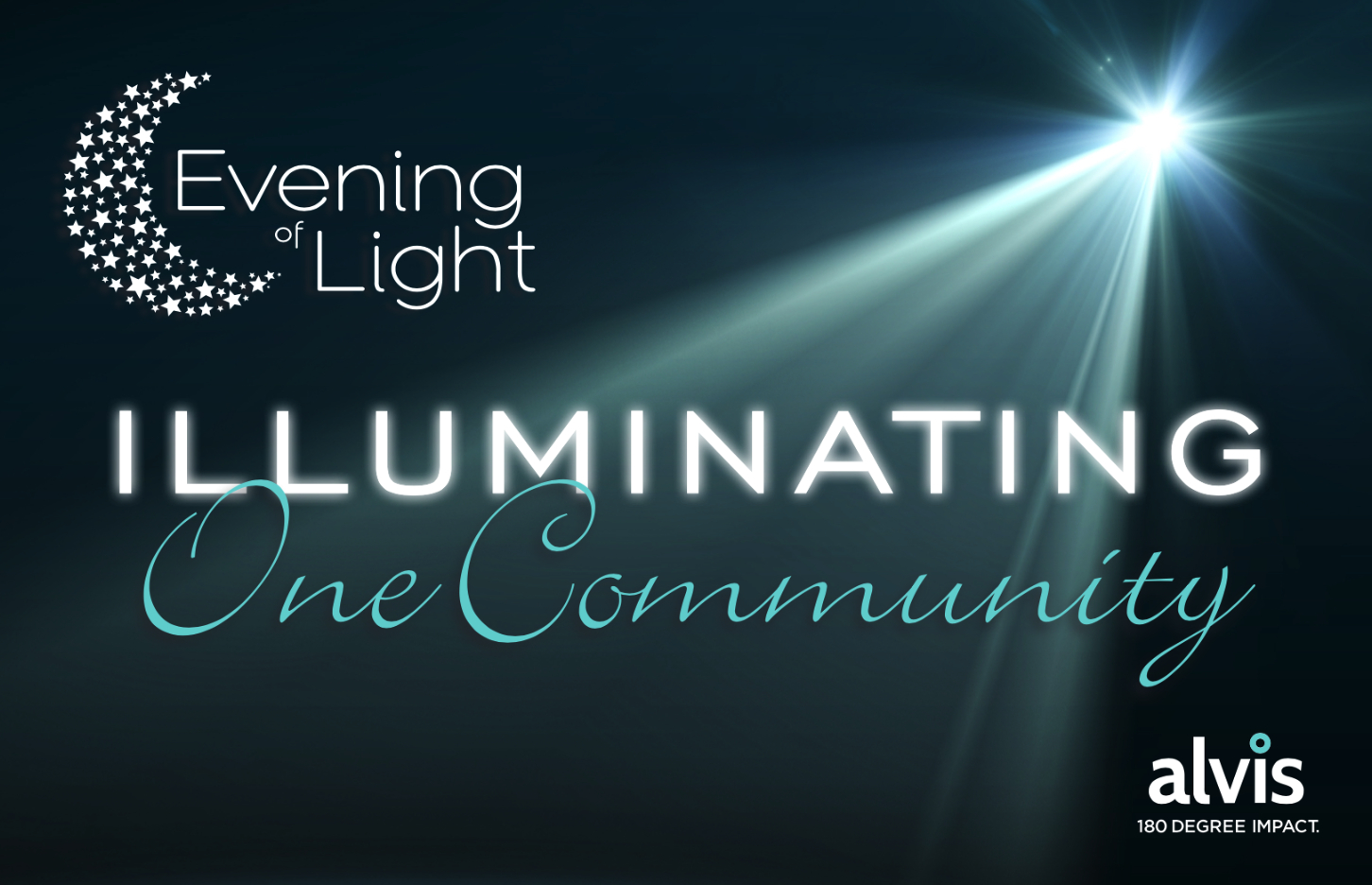 Evening Of Light Is 3 Months Away. Please Mark Your throughout Please Mark Your Calendar For