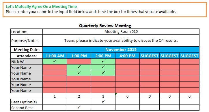 Excel Spreadsheets Help: October 2015 in Wingdings Calendar Symbol