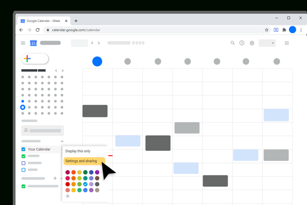 Export Google Calendar To Excel   Manually And Automatically in How To Export Google Calendar To Excel