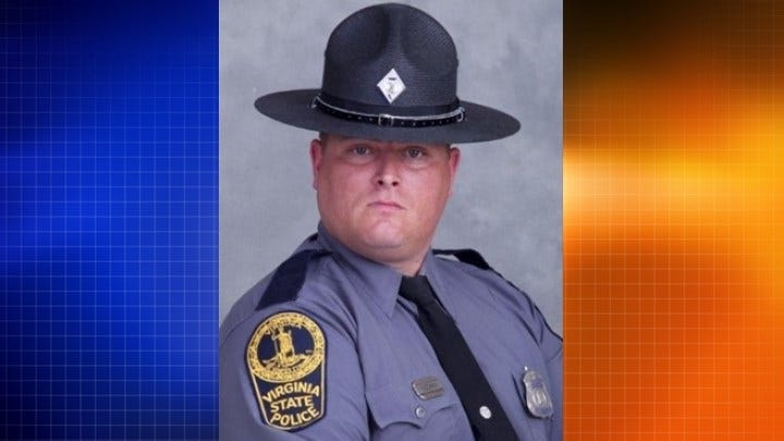 Exvirginia State Trooper Sentenced In Forgery Case  Wboc with During One Calendar Year A State Trooper