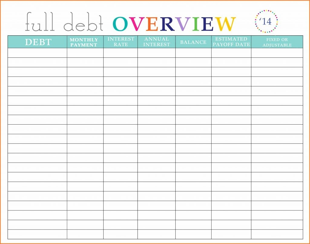 Free Printable Monthly Bill Chart  Calendar Inspiration with Bill Payment Chart