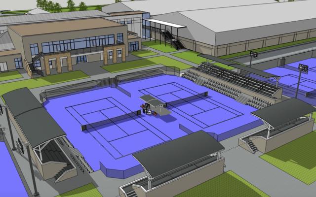 Future Of Edmond Tennis   Edmond Center Court inside Edmond Ok School Calendar