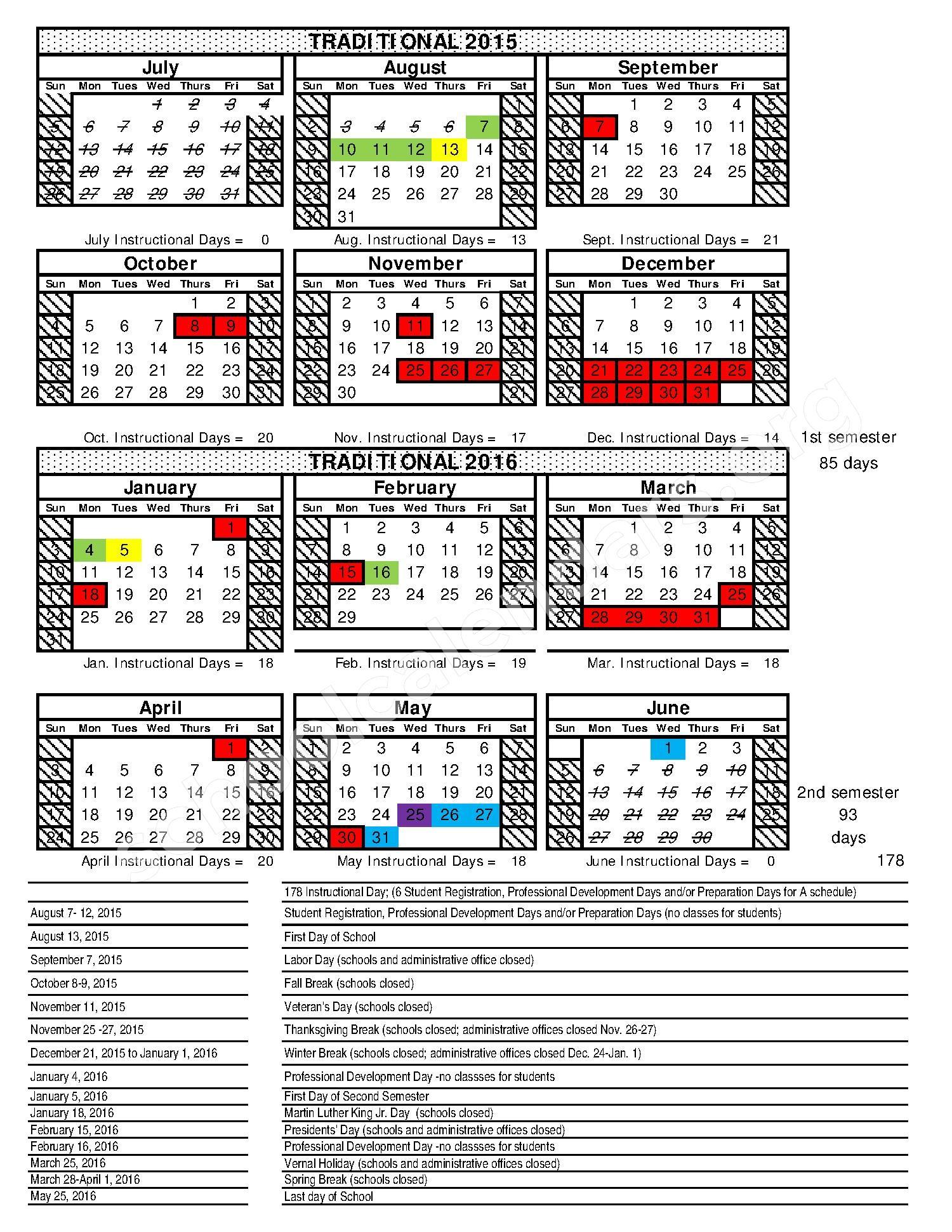 Georgia O'Keeffe Elementary School Calendars  Albuquerque, Nm in Uga School Calendar