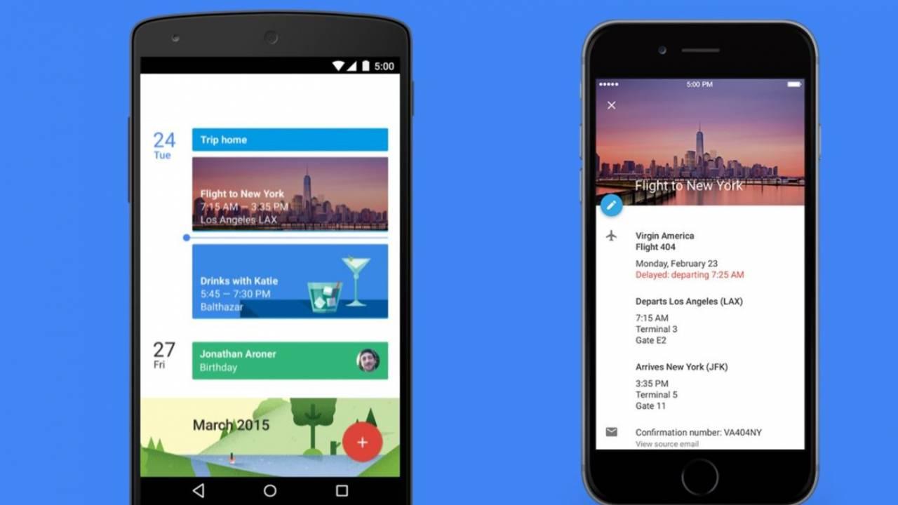 Google Calendar Mobile Apps Can Finally Create And View for Google Calendar Desktop App