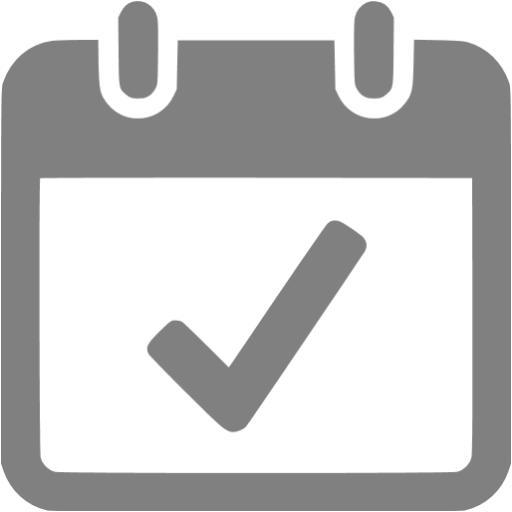 Gray Today Icon  Free Gray Calendar Icons with Calendar Icon 16X16