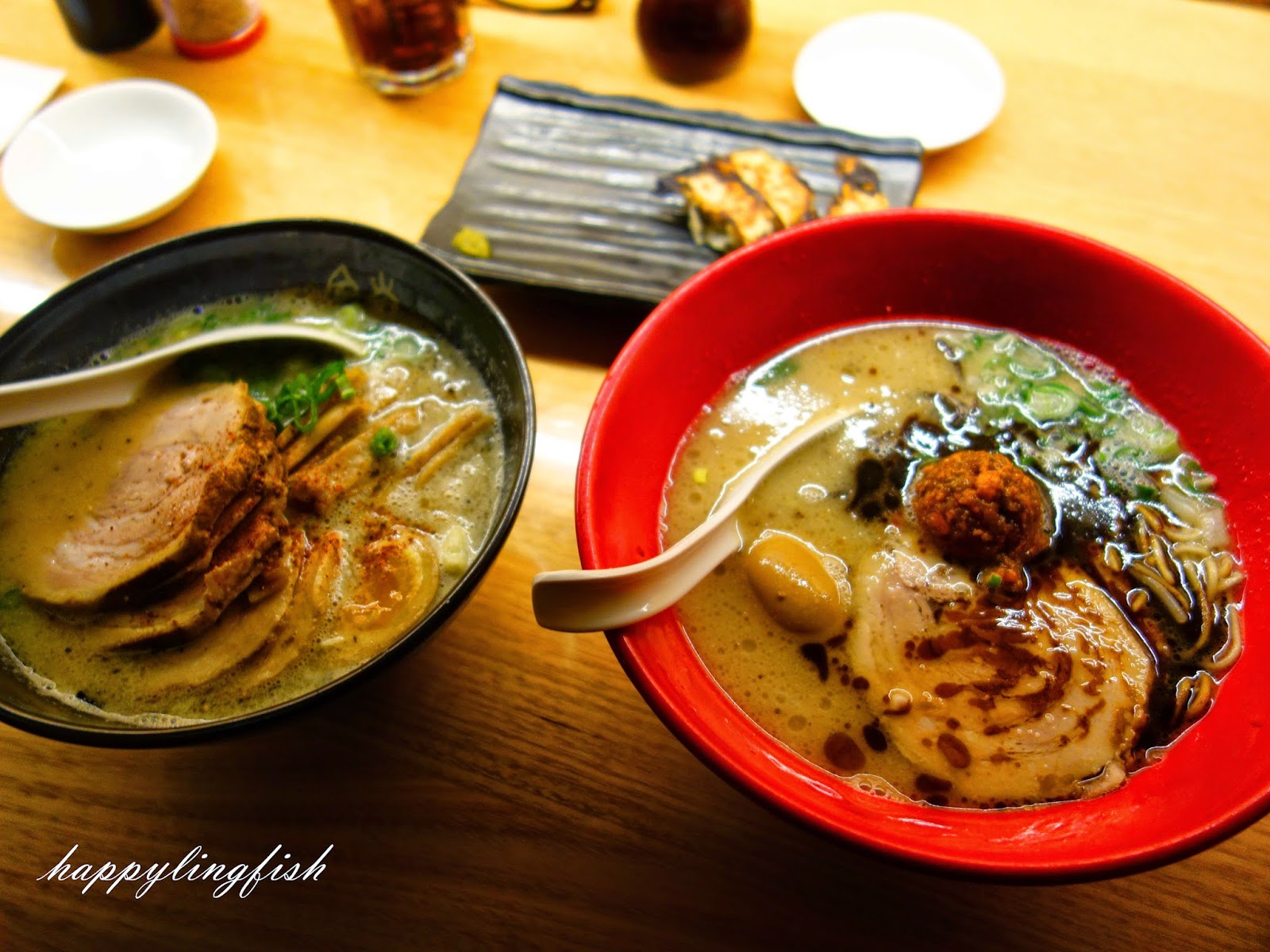 Happy Lingfish ♥ : Noobie Foodie│Ippudo Ramen Sydney within Ippudo $10 Ramen