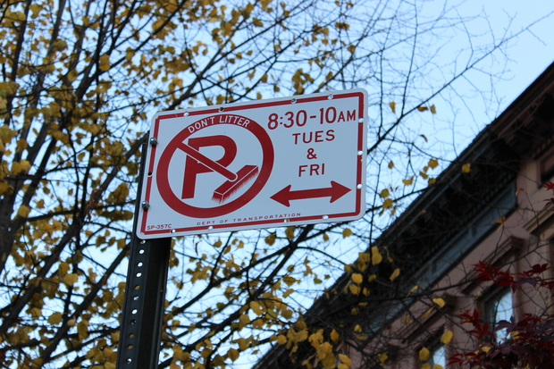 Here'S When Alternate Side Parking Will Be Suspended In throughout Alternate Side Parking Suspension 2021