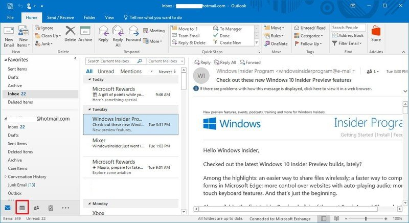 How To Create An Outlook 'Out Of Office' Calendar Entry pertaining to Outlook Calendar Not Showing Appointments