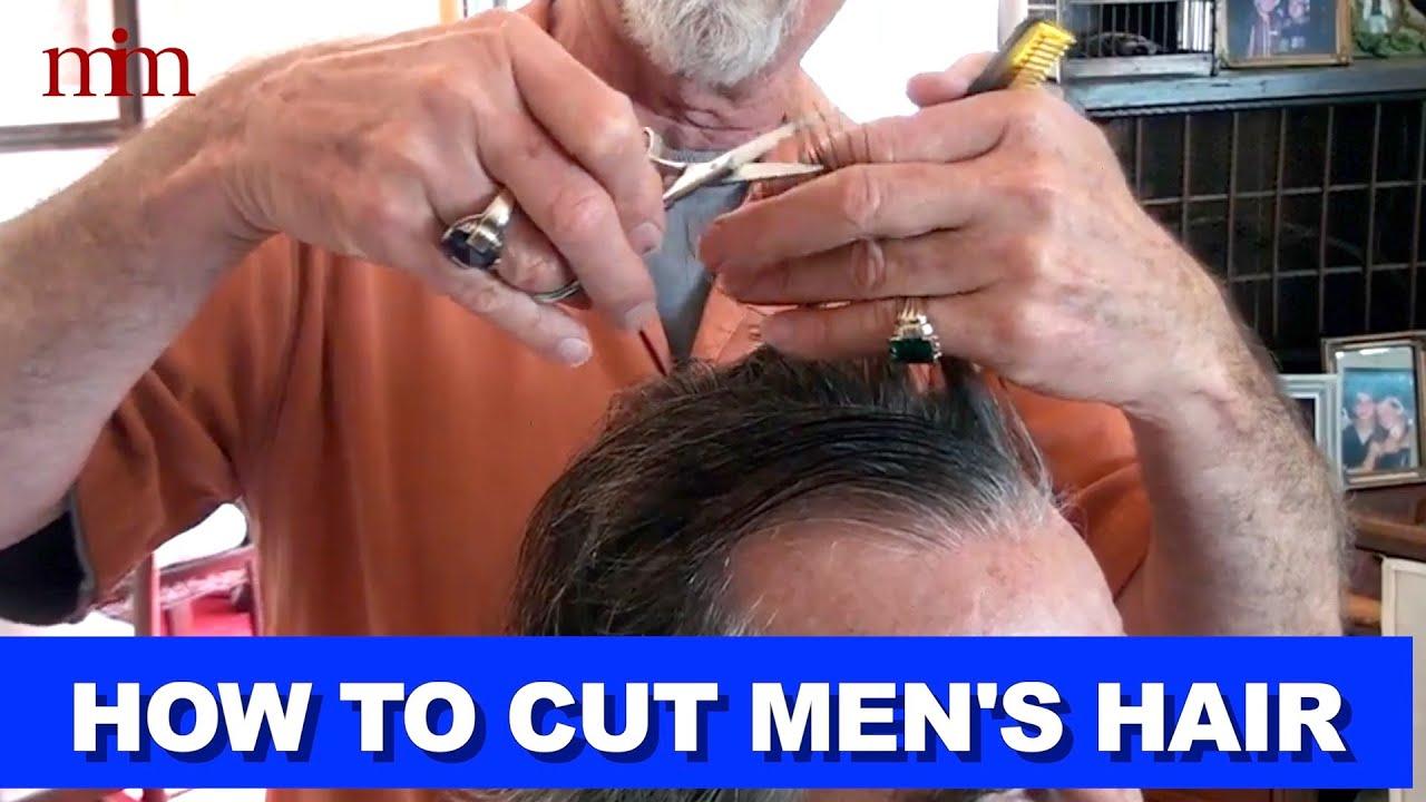 How To Cut Men'S Hair (For Beginners) | Haircut | Hair inside Lunar Hair Cutting Chart 2021 Morrocco