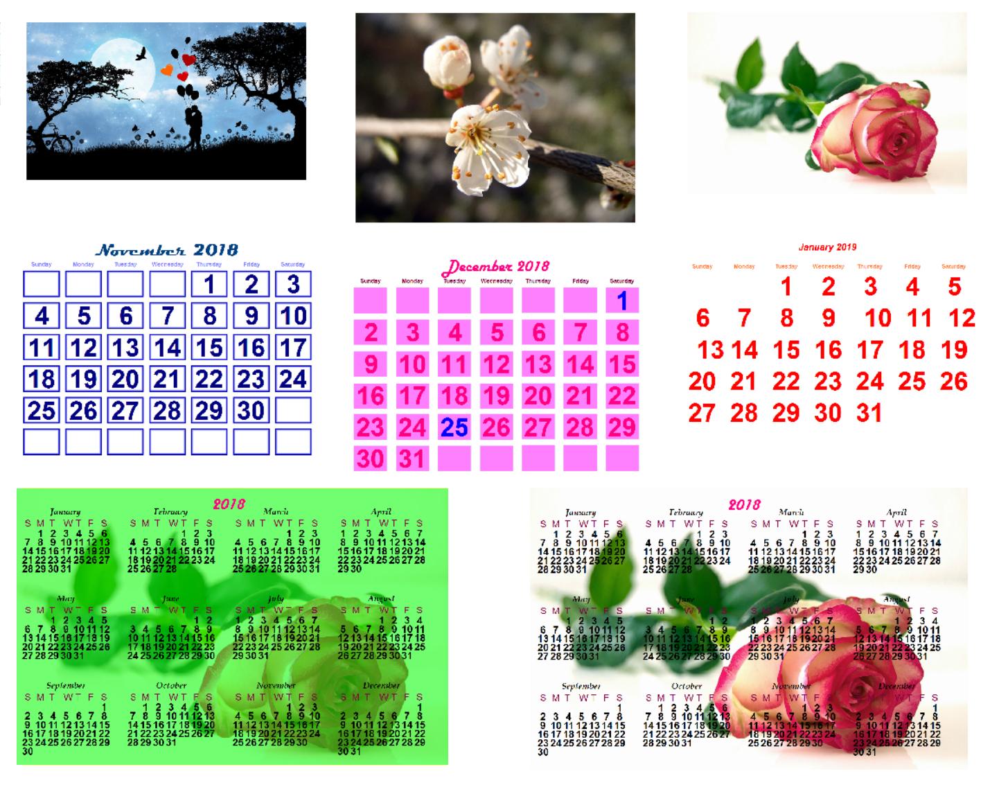 I Will Send You A Copy Of My Calendar Maker Windows throughout Win Calendar Creator
