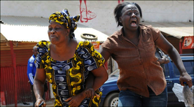 Islamic Extremists Attack Another Nigeria Church With throughout Islamic Calendar In Nigeria