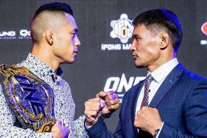 Jadambaa Iuuwi Sa Mongolia Ang One Featherweight Title with regard to Kontra Pelo Ng Manok Panabong
