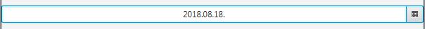 Java  Javafx Datepicker Set Alignment Of Date Value inside Swing Date Picker