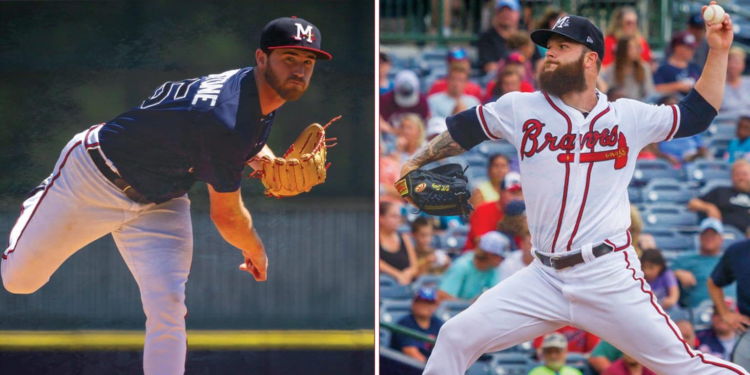 Keuchel Recalled By Atlanta, Johnstone Returns To Mbraves for Atlanta Braves Printable Schedule Calendar 2021