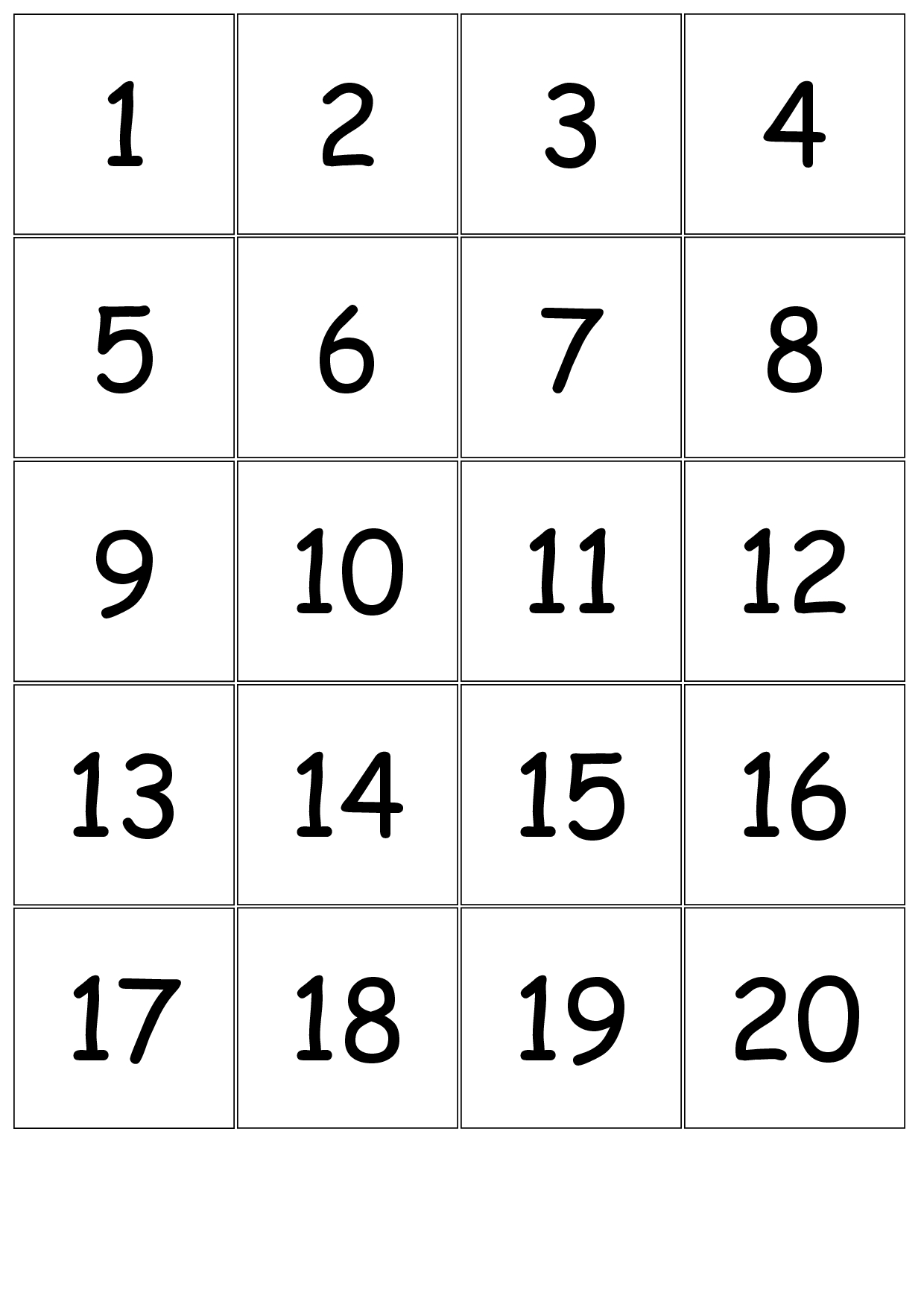 Large Printable Numbers 1 31  Calendar Inspiration Design pertaining to Printable Numbers 1-31