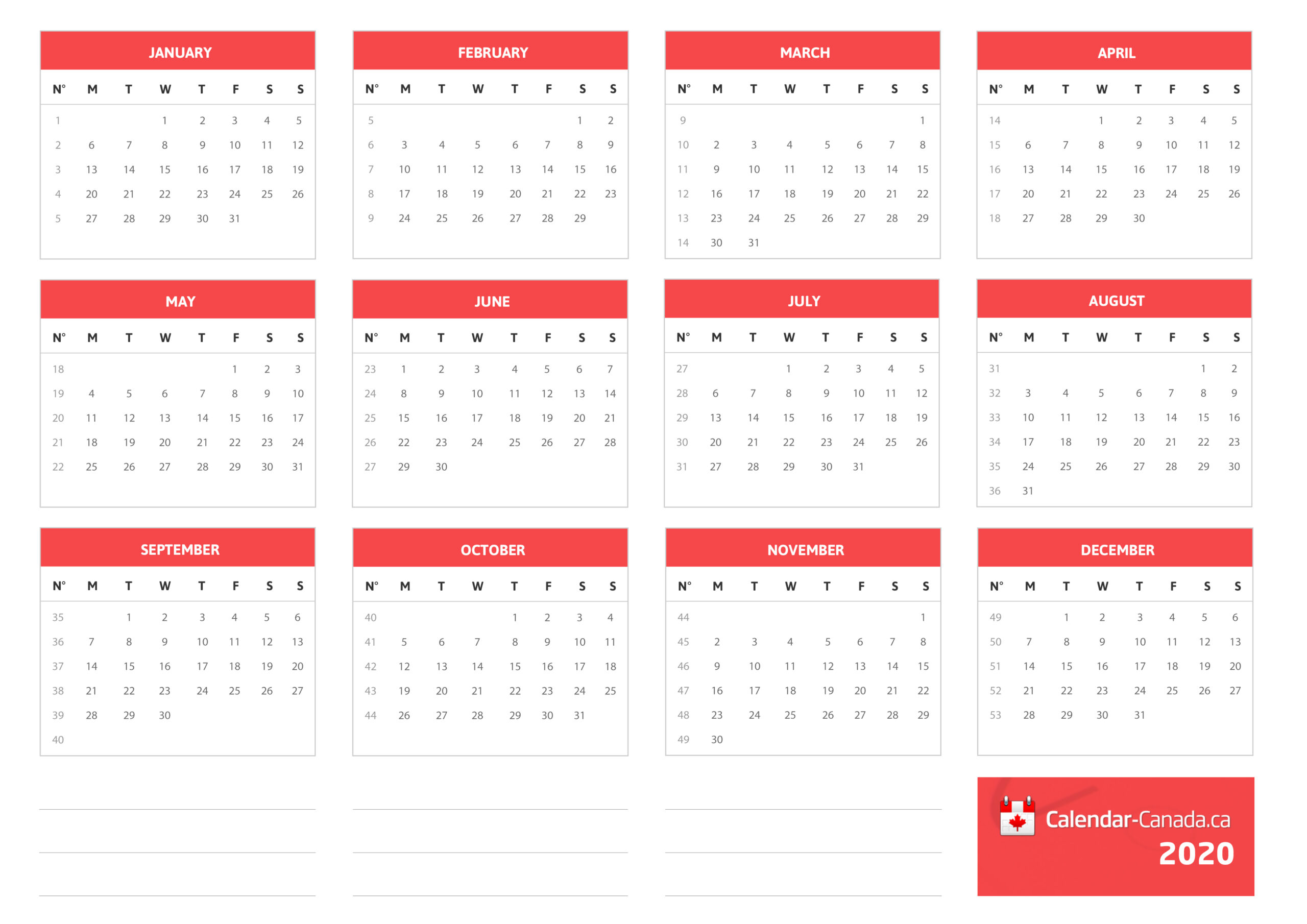 Lester B Pearson Calendar 2020 | Calendar Printables Free regarding Ocsb School Year Calendar