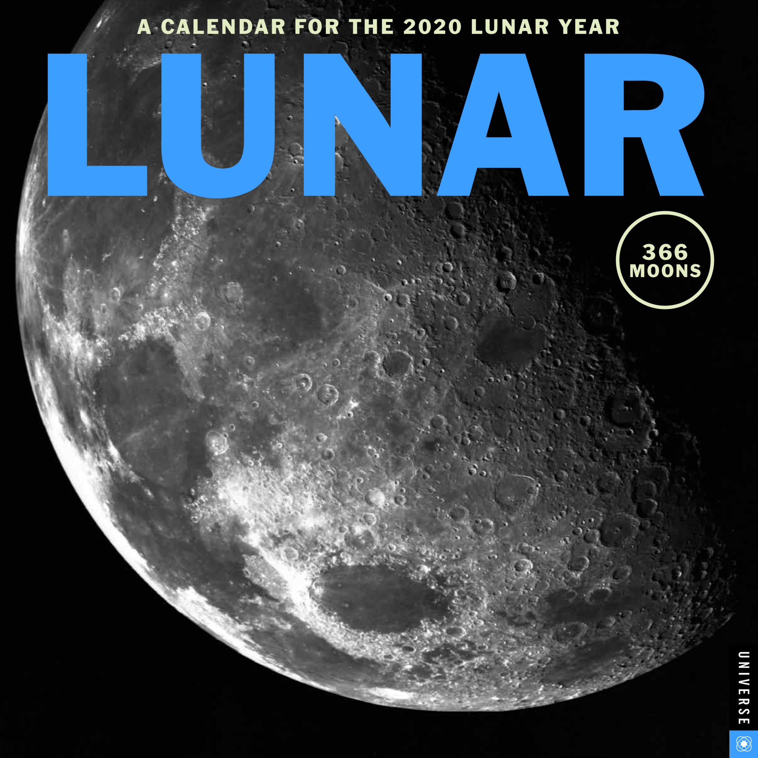 Lunar 2020 Wall Calendar  Walmart  Walmart inside Lunar Hair Cutting Chart 2021 Morrocco