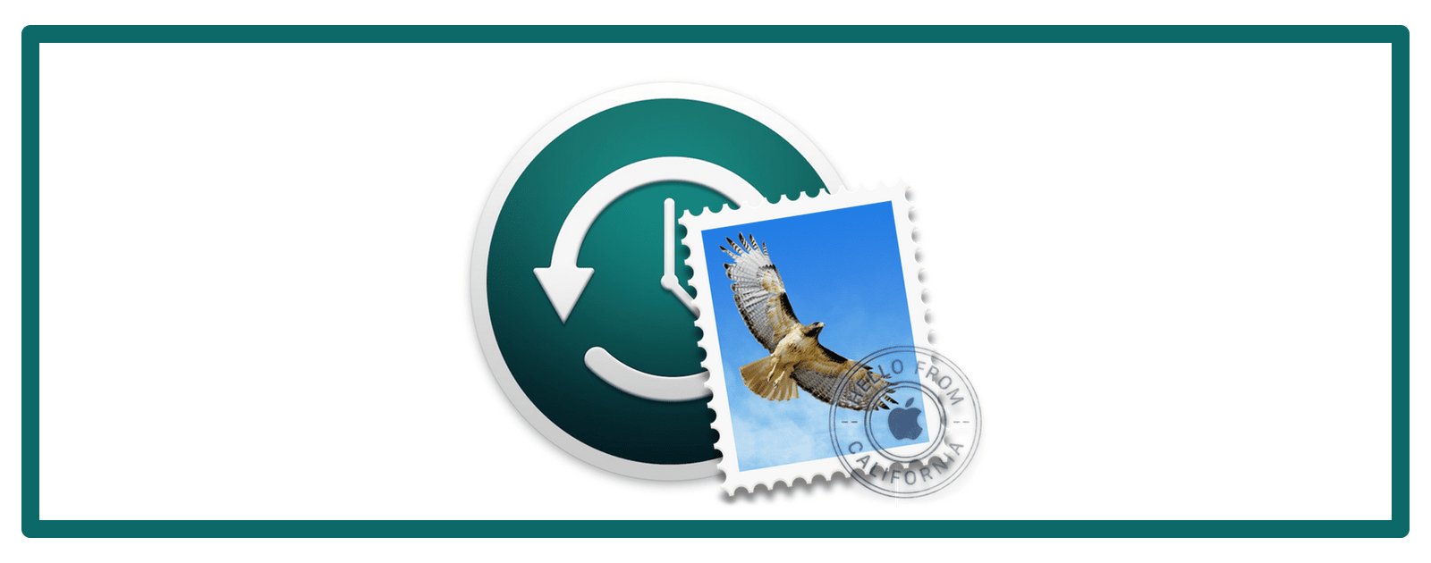 Macos: Use Time Machine To Recover Lost Email  The Mac intended for Mail Icon Missing From Iphone