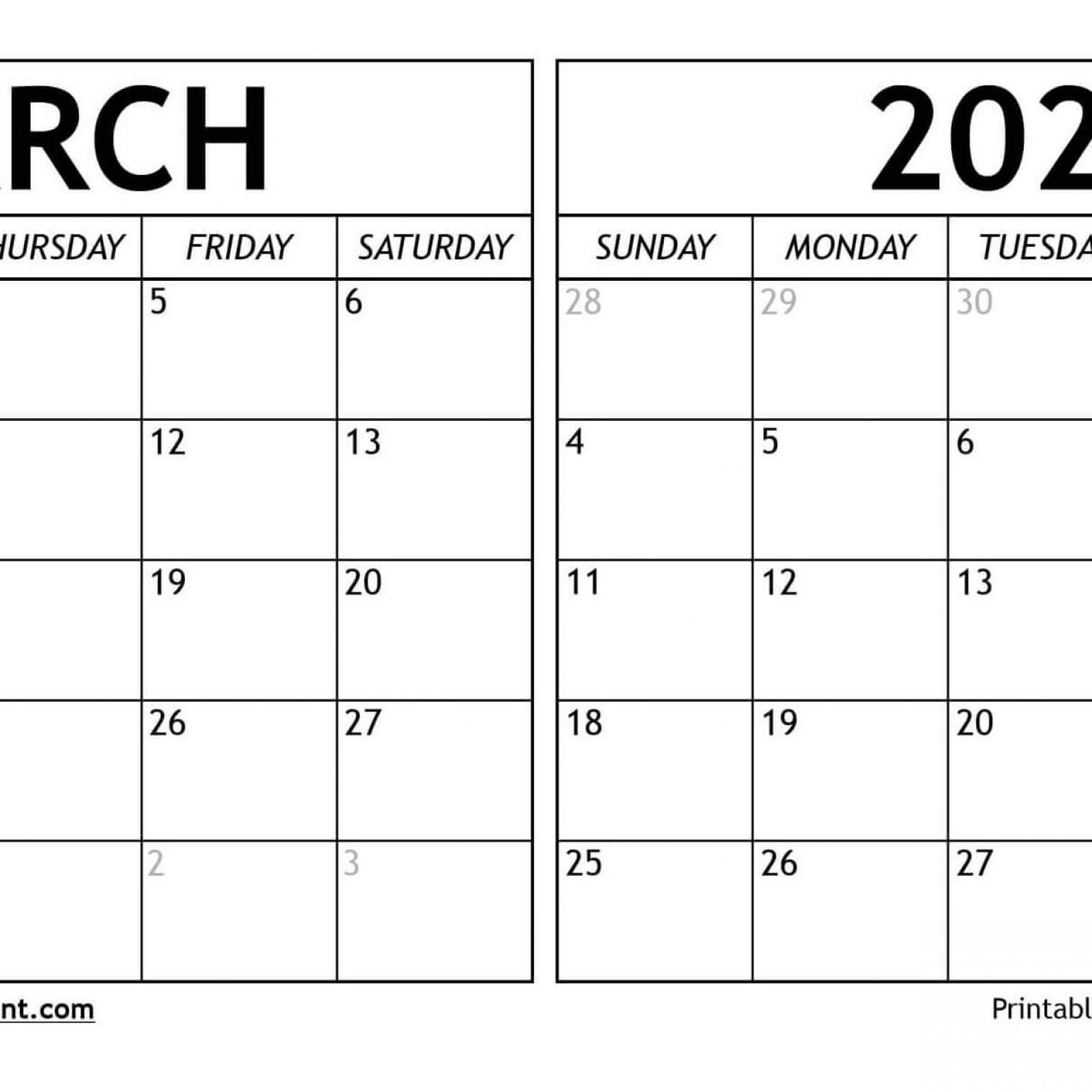 March April 2021 Calendar Monday Start | Get Free Calendar inside 2021 Calendar Excel Start Monday