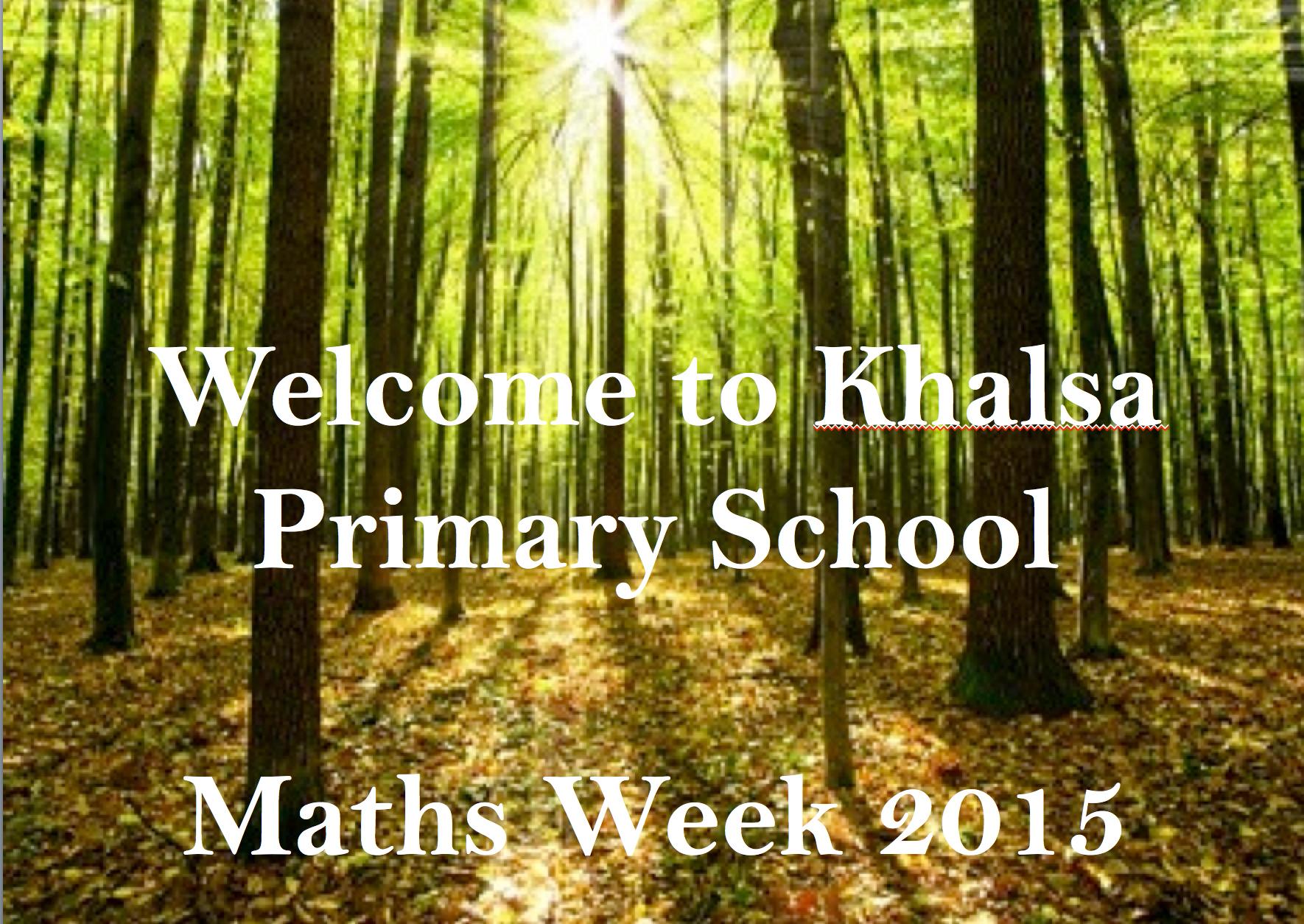 Maths Week 2015 inside Khalsa Heera Jantri 2021 Pdf