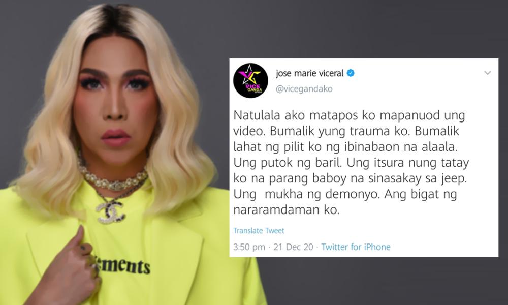 Mga Celebrities Naglabas Ng Saloobin Sa Nangyaring regarding Kontra Pelo Ng Manok Panabong