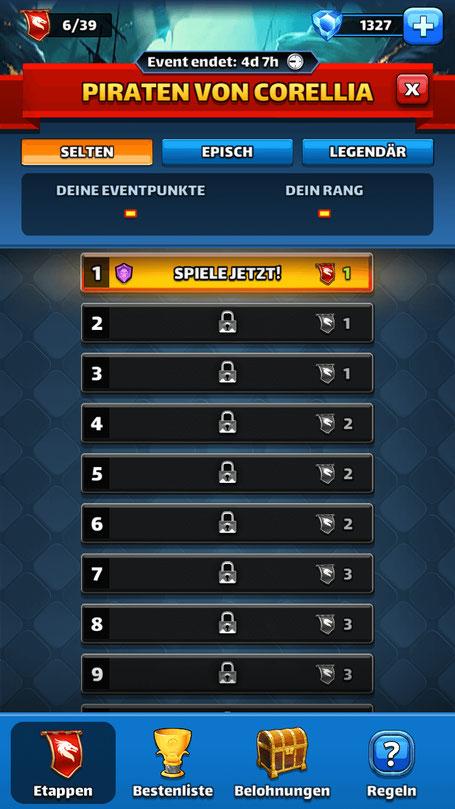 Monatsevent  Deutsche Website Mit Guide, Leitfaden Und throughout Empires And Puzzles Event Schedule