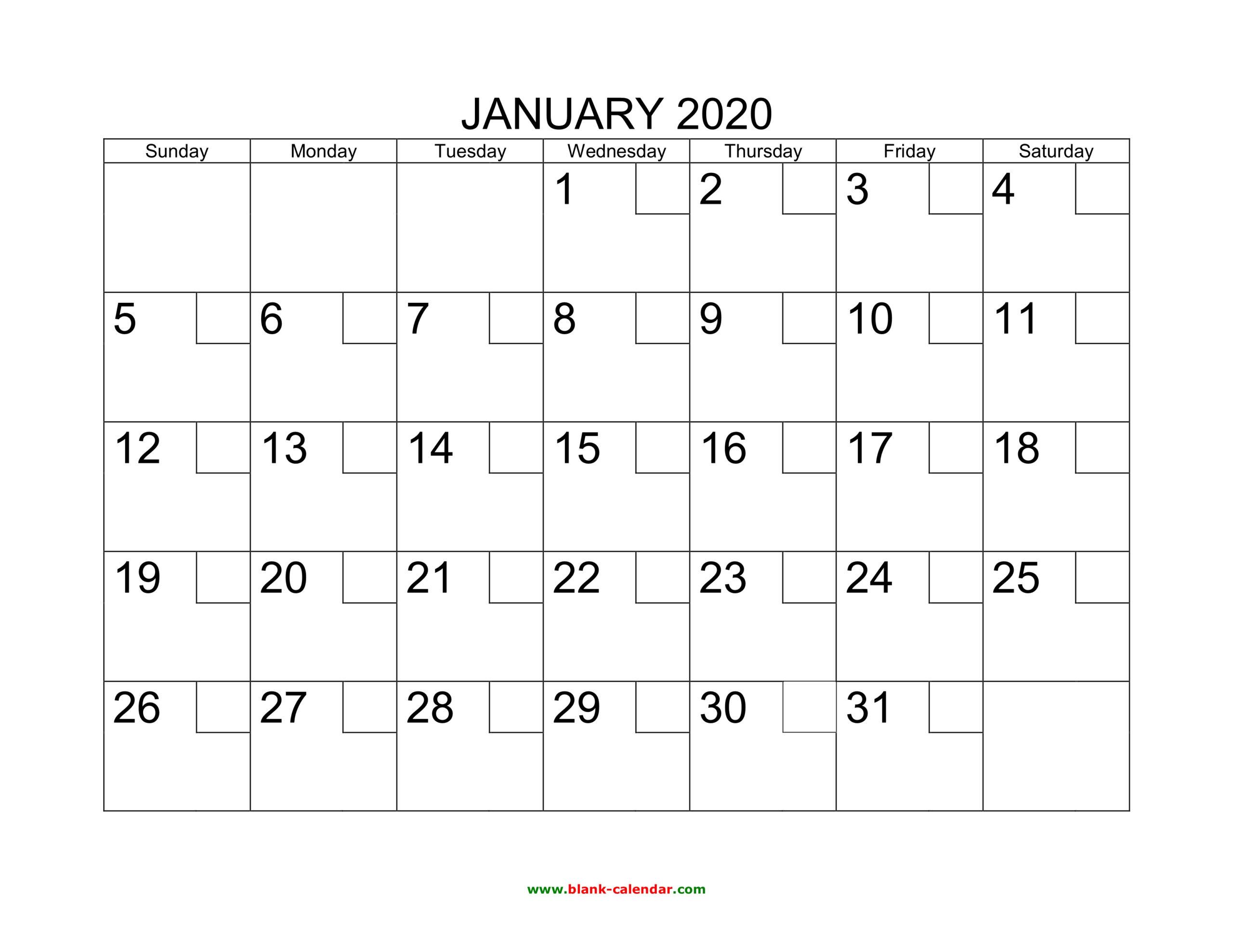 Monthly Print Calendars Templates 2020 Multiple Months Per regarding Multi Month Calendar Template